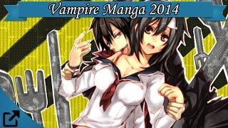 Top 10 Vampire Manga 2014 (All the Time) ??????
