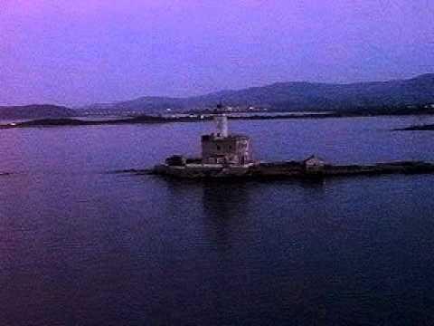 entrando al porto di olbia al tramonto 3