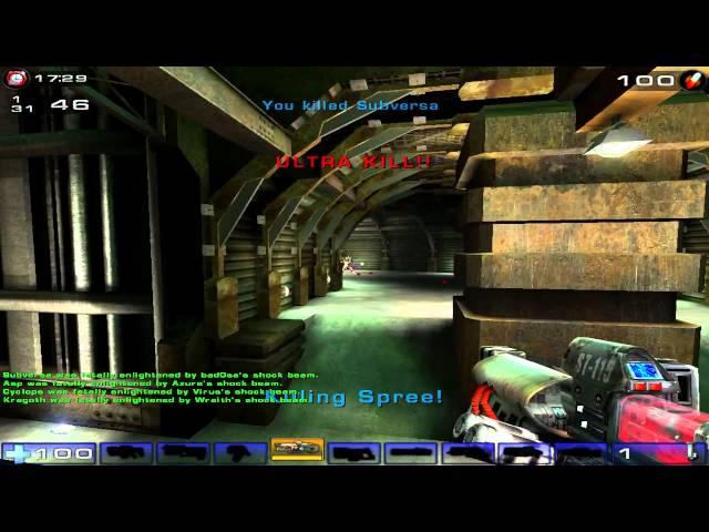 Руководство запуска: Unreal Tournament 2004 по сети