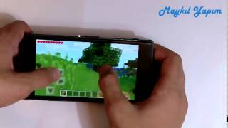 Minecraft Pocket Edition eşya hilesi