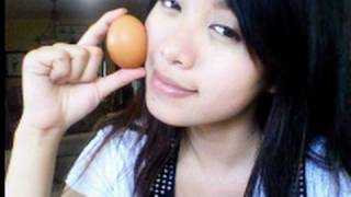 Egg Mask Facial