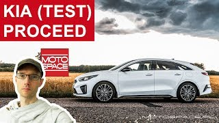 Kia ProCeed GT Line (TEST 2019) Spalanie, Prowadzenie, Przyspieszenie, Ceny Opcji