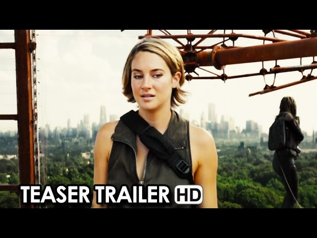 The Divergent Series: Allegiant ft. Shailene Woodley, Theo James Teaser Trailer (2016) HD