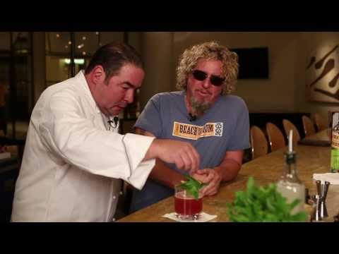 Sammy's Island Jumper Cocktail: Sammy's Search For The Perfect Rum Cocktail #3