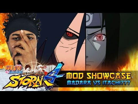 Madara VS Itachi Who Would Win? Naruto Shippuden Discussion!!! Naruto Ultimate Ninja Storm 4 Mods thumbnail