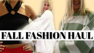 fall fashion 2019 try on clothing haul | princess polly