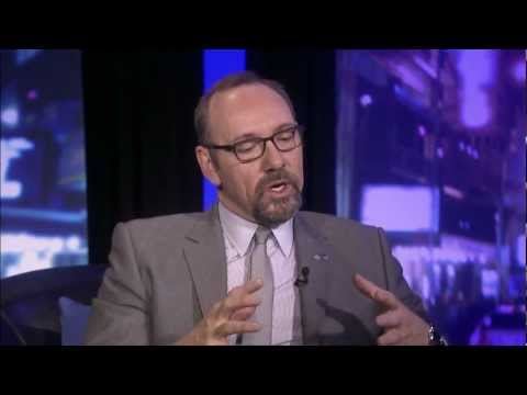 Actor Kevin Spacey discusses his role in Richard III (in the internationally ...