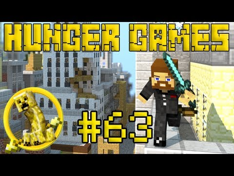 Minecraft Hunger Games #63 - Железный сет за одну минуту