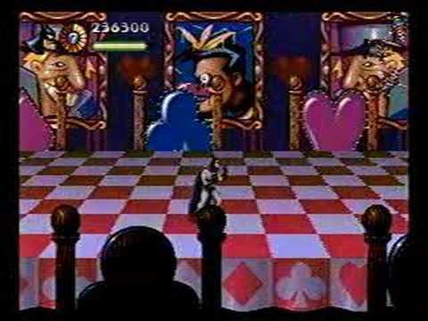 Adventures of Batman & Robin Sega Genesis (Stage 3 part2)