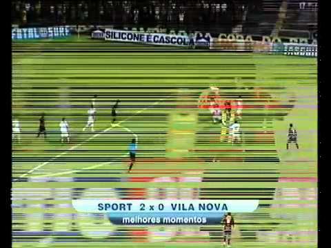 Série B 2011 – Sport 2 x 0 Vila Nova – Gol de Naldinho (Narração de Roberto Queiróz).mp4