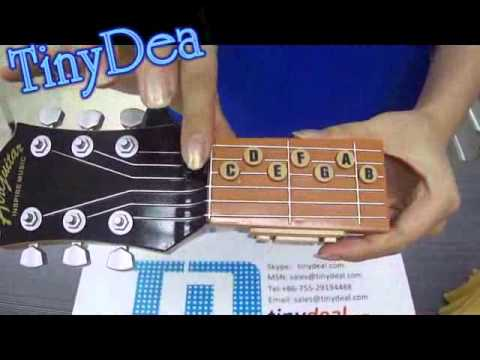 Electronic Infrared Guitar