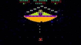 Phoenix loop1 1980 Amstar Mame Retro Arcade Games