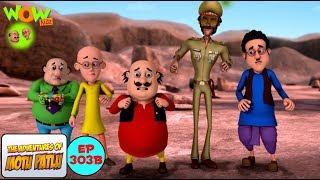 Dr. Jhatka Ki Teleporting Machine - Motu Patlu in Hindi - 3D Animation Cartoon - As on Nickelodeon