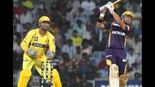 Gautam Gambhir 63 match 41 IPL2012 (KKR vs CSK)