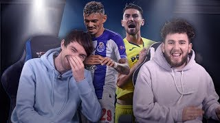 The WORST Team In Champions League History Is...  StatWarsTheLeaguePlayOffs