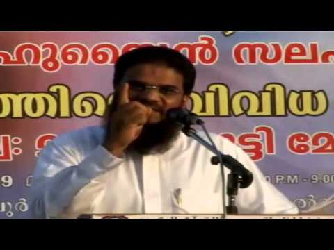 Hussain Salafi Islamic Speech New video