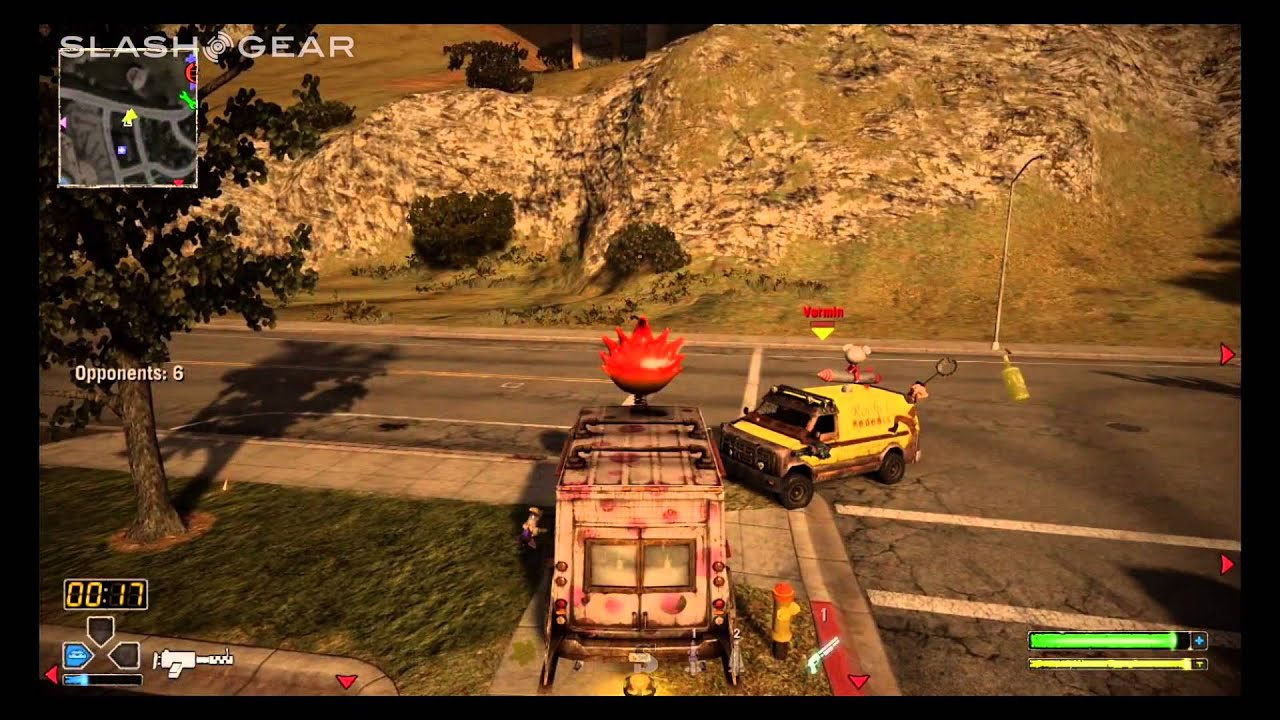 Twisted Metal Ps Now Ps4 Gameplay Hands On For Review