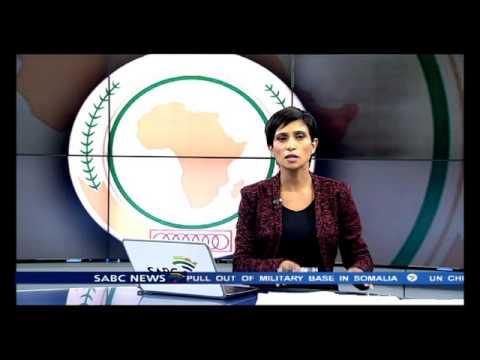 The African Union Summit: Faten Aargen Clerx