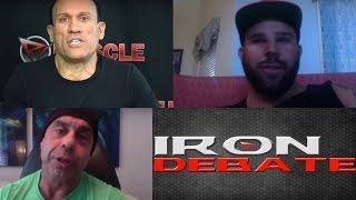 Bostin Loyd on 'GEAR TALK': Valuable or Irresponsible? Iron Debate (Powered by Yamamoto Nutrition)