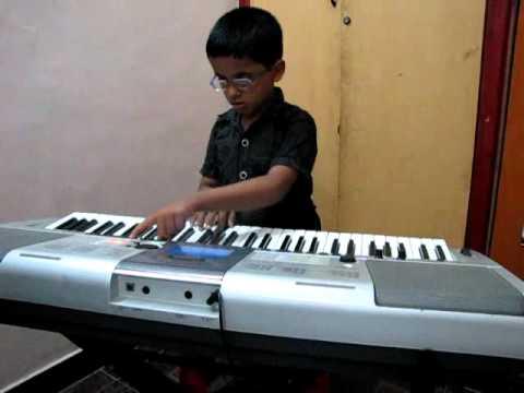 Ko Tamil Movie Songs - Venpaniye Played In Keybaord video