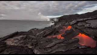 Los volcanes de Hawaii