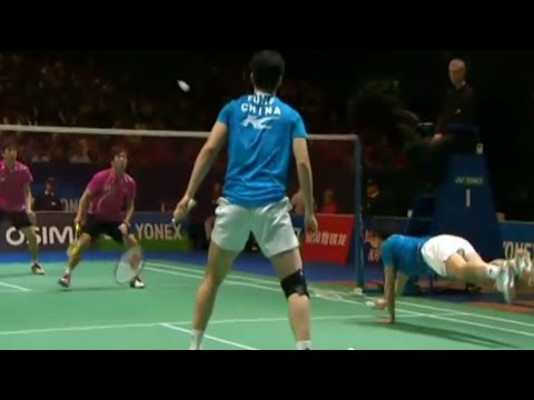Finals - 2012 Yonex All England Open Badminton Championships