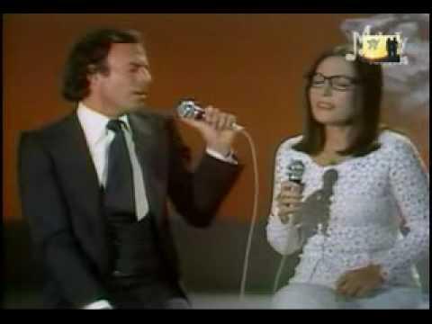 Julio Iglesias & Nana Mouskouri - La Paloma