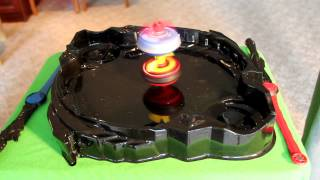 TOSY Toop Motorized Spinning Battle Tops, Hands On Review