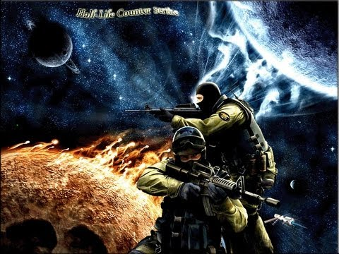 Como modificar totalmente su Counter Strike 1.6 No Steam 2013 loquendo + pack de armas