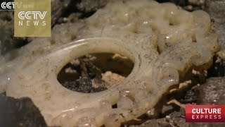 Han Dynasty Treasure: More precious burial objects unearthed at Haihunhou