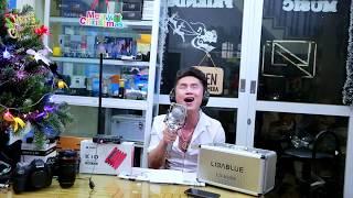 Combo Xox K10S ( 2018 ) và Micro Libablue K6000 . Ca sĩ Du Thiên - Đừng khóc vì anh