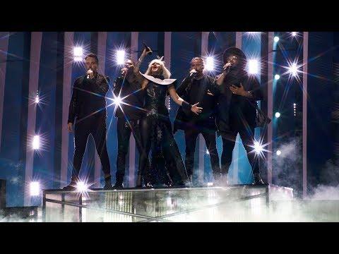 EQUINOX - Bones - 1ST REHEARSAL - Eurovision 2018 - Bulgaria | Б�Т ЕВРОВИЗИЯ БЪЛГ�РИЯ