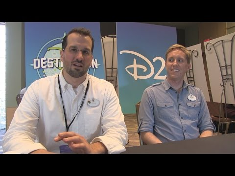 Imagineers discuss Easter Eggs, what they miss at Walt Disney World and more