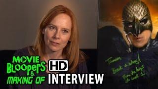 Birdman (2014) Amy Ryan (Sylvia) Interview