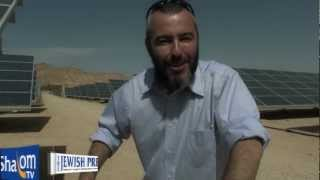 Israeli Solar Power: Renewable Light To The Nations