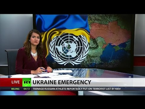 UNSC holds emergency meeting following renewed violence in Ukraine