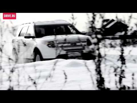 2012 Ford Explorer — За кадром