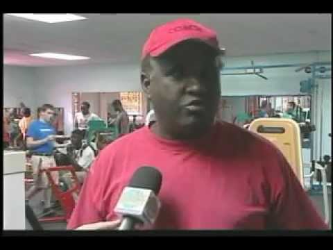 Georgia Southern University Bahamas News Story  Helps local YMCA _WMV V9.wmv