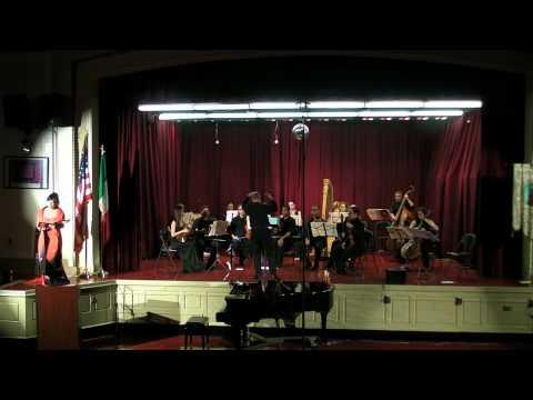Ave Maria - Manhattan Camerata, Junko Watanabe soprano, Stephen Sulich conductor