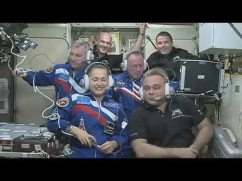 New Crew Launches to the ISS on This Week @NASA