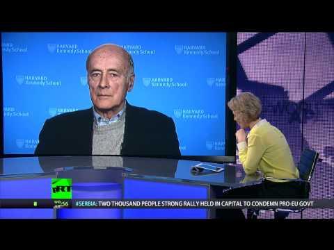 'US double standards destroy its soft power' - ex US assistant secretary of defense