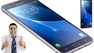 отзывы и не большой обзор на Samsung Galaxy J7 SM-J710F Black