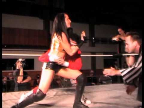 Female Tag Team vs. Male Tag Team: IPW Ignition Impact Pro-Wrestling