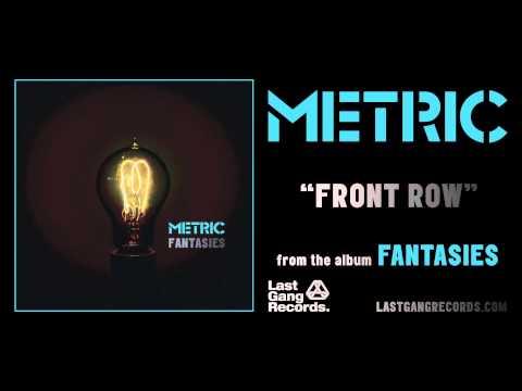 Metric - Front Row