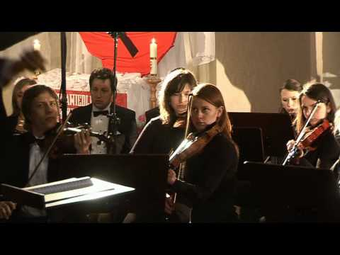 Requiem Mozarta - Sanctus. Moryń, 15.04.2010 r.