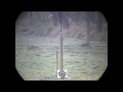 Benjamin Marauder .22  - 115 Yards - Scopecam