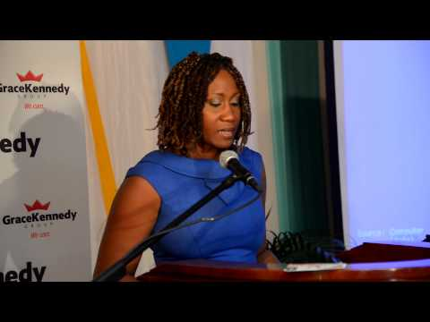 Life through the experiences of a child in Jamaica today-Diahann Harrison, Children's Advocate