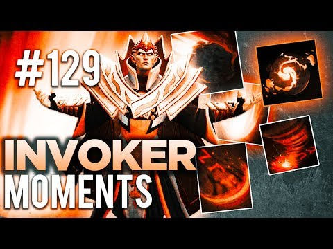 Dota 2 Invoker Moments Ep. 129