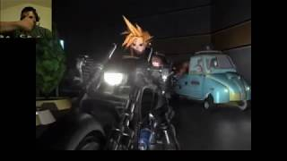 TRY NOT TO DIE.  Final Fantasy VII Part 6