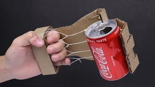 4 COOL CREATIVE CRAFT IDEAS/TOYS WITH CARDBOARD